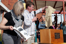 Opening the Time Capsule